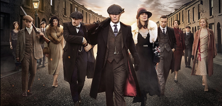 Peaky Blinders   the aftermath of the First World War