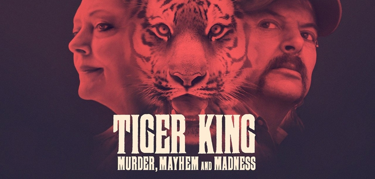 Tiger King   a true crime story about a zoo keeper